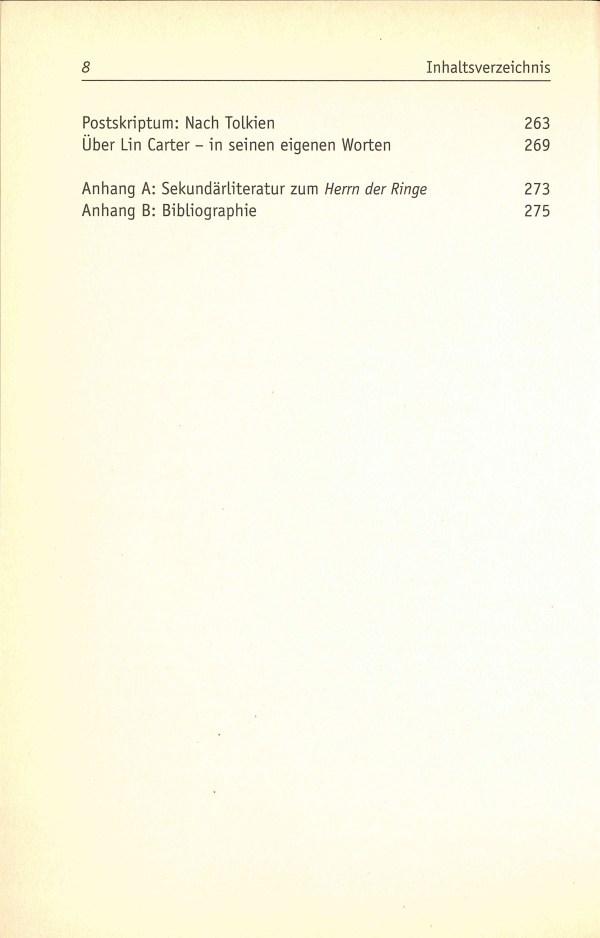 Tolkiens Universum - Inhalt Seite 2