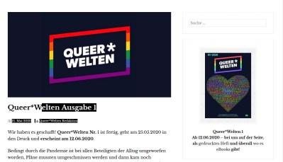 Queerwelten