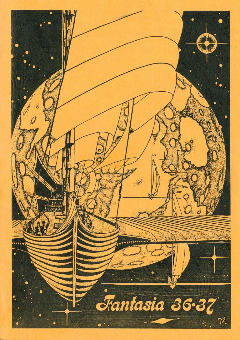 Fantasia, Nr. 36-37 - Titelcover