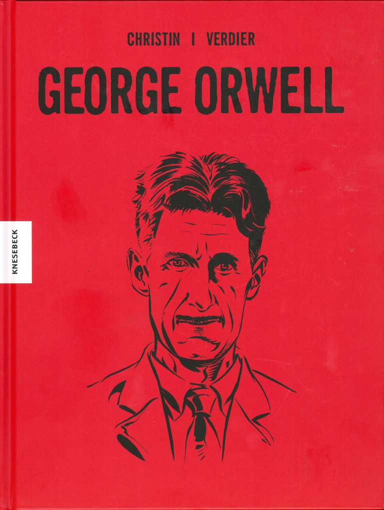 George Orwell - Titelcover