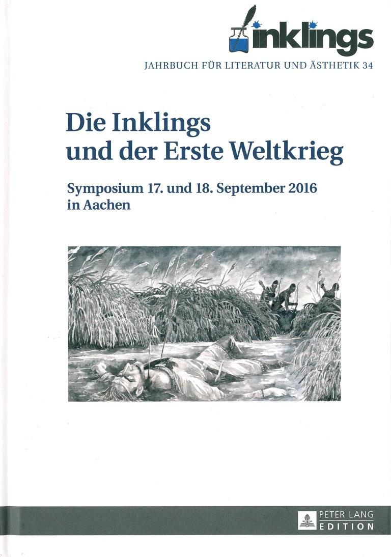 Inklings-Jahrbuch, Band 34 - Titelcover