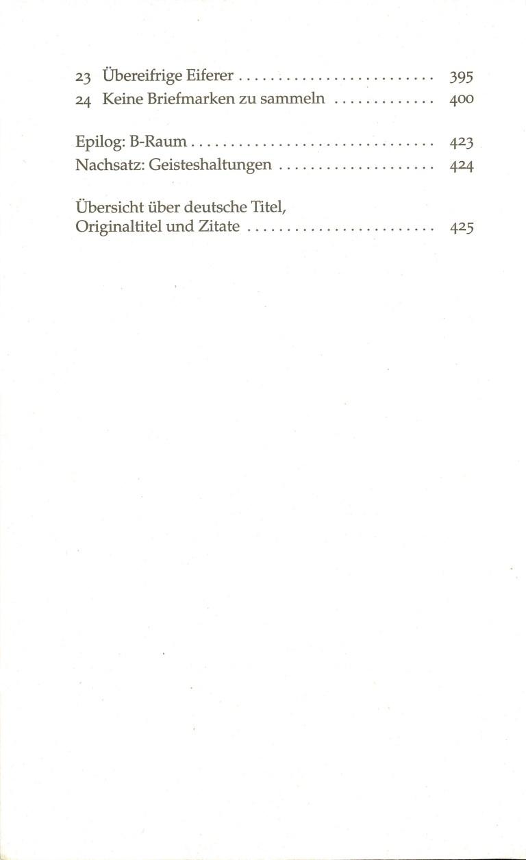 Das jüngste Gericht - Inhalt Seite 2
