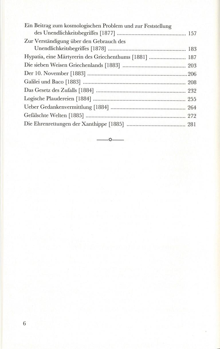 Natur und Mensch - Inhalt Seite 2