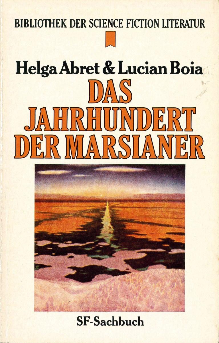 Das Jahrhundert der Marsianer - Titelcover