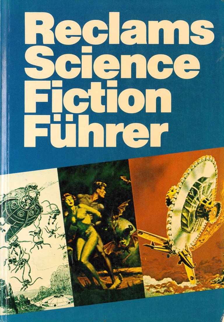 Reclams Science Fiction Führer - Titelcover