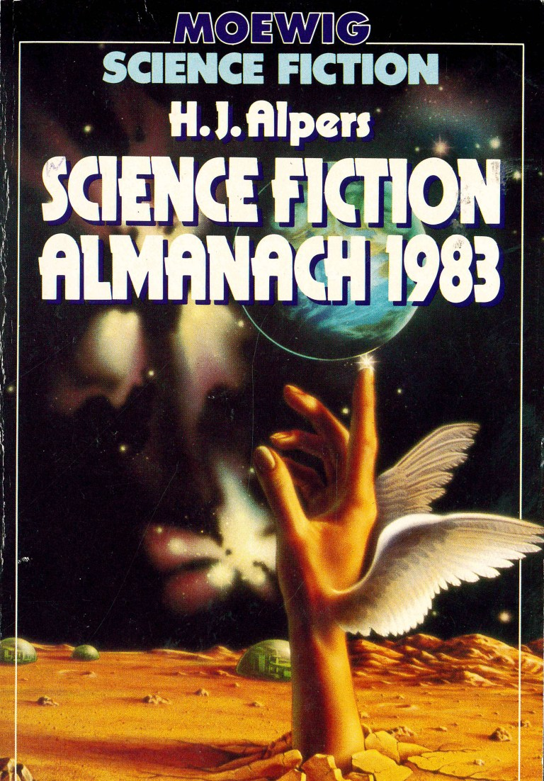 Science Fiction Almanach 1983 - Titelcover