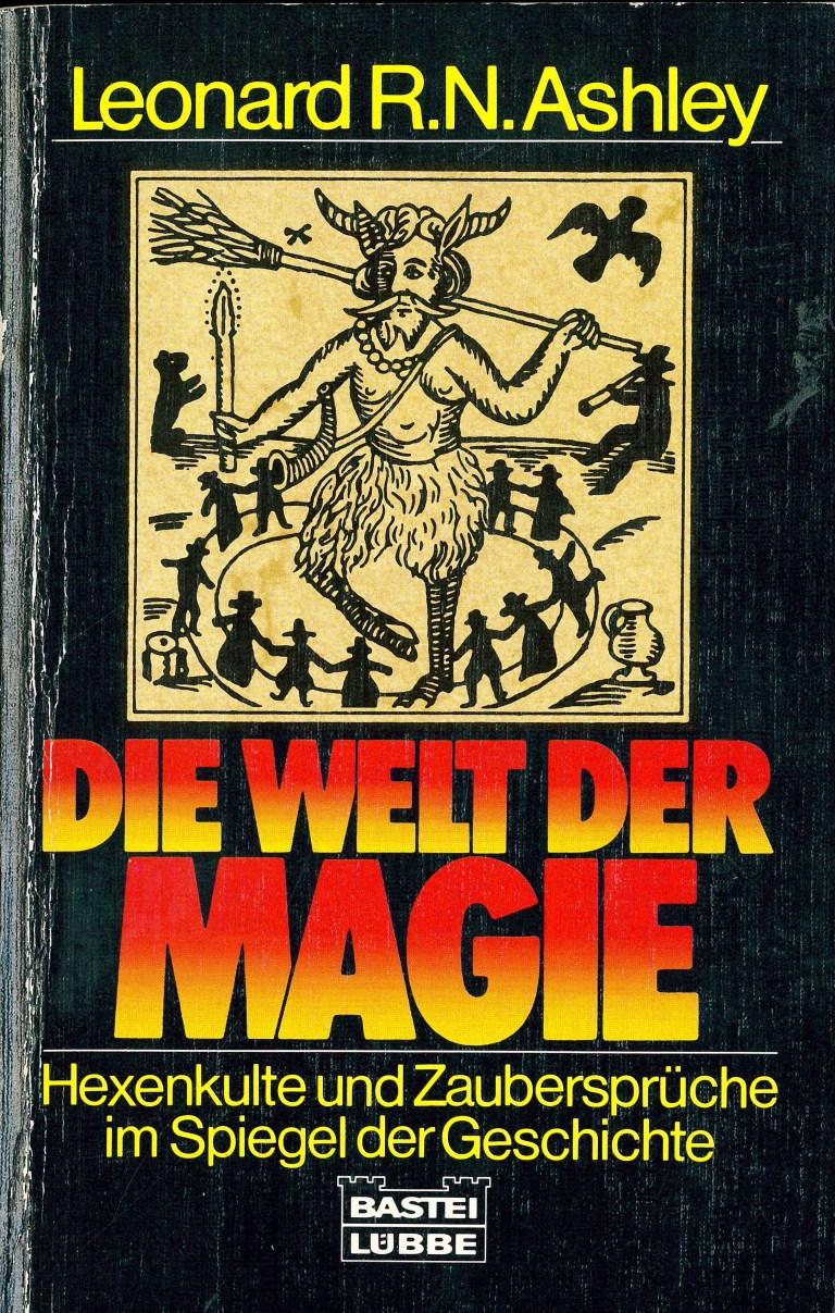 Die Welt der Magie - Titelcover