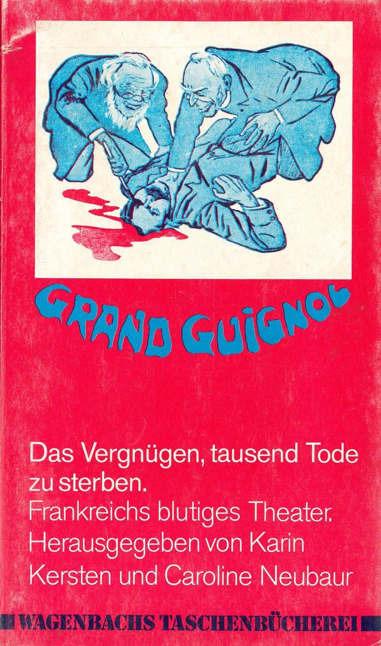 Grand Guignol - Titelcover