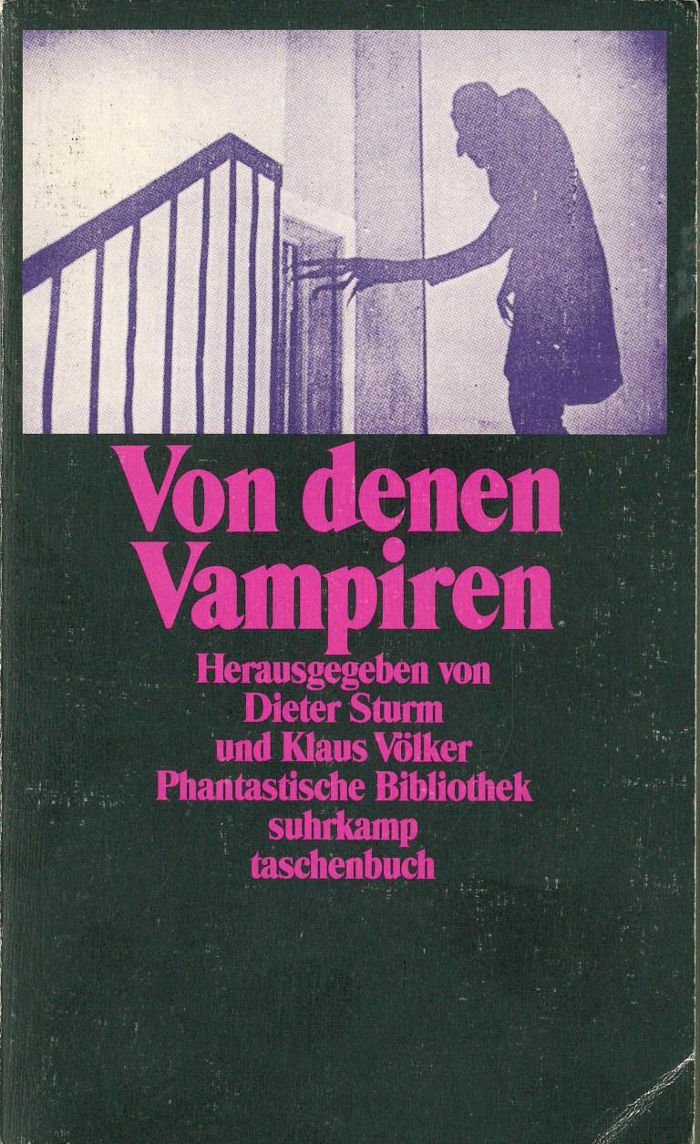 Von denen Vampiren - Titelcover