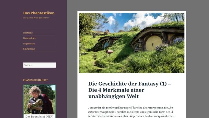 Phantastikon - Fantasy