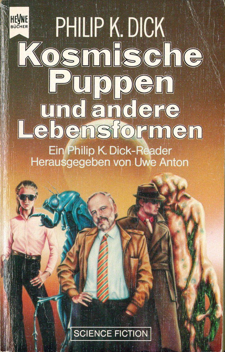 Kosmische Puppen und andere Lebensformen - Titelcover
