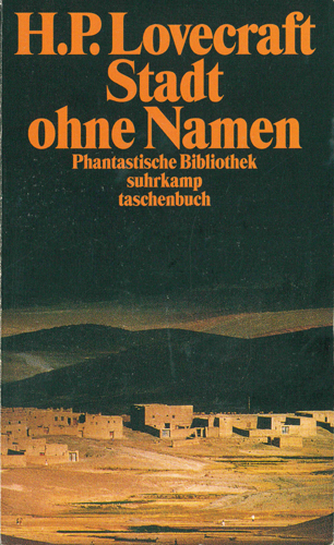 Stadt ohne Namen - Titelcover
