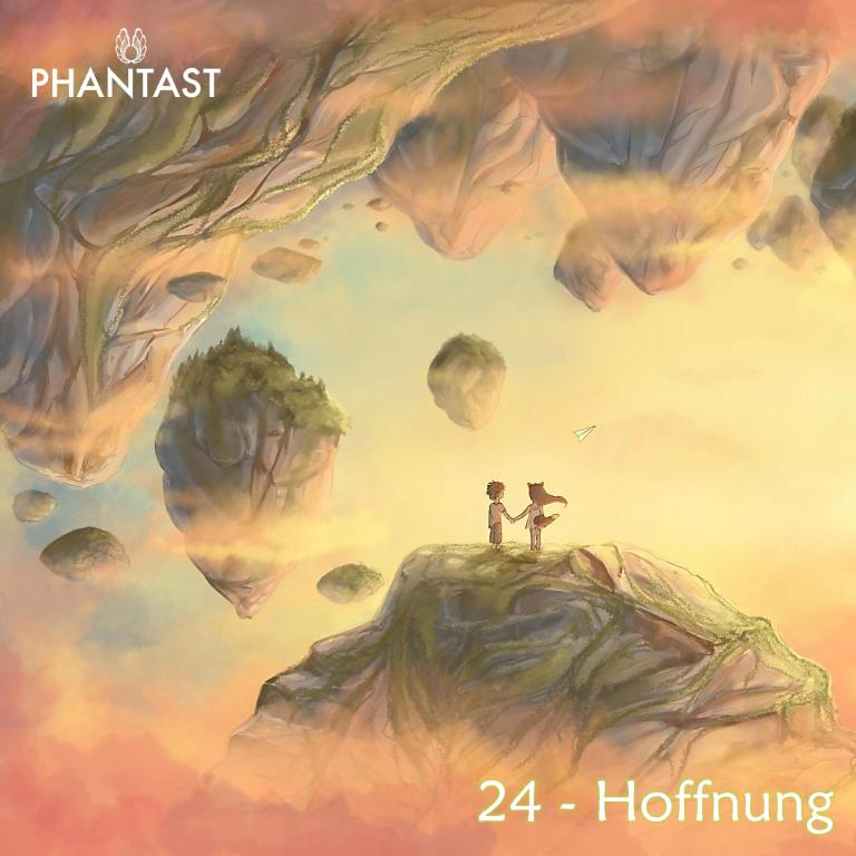 Phantast 24 - Titelcover