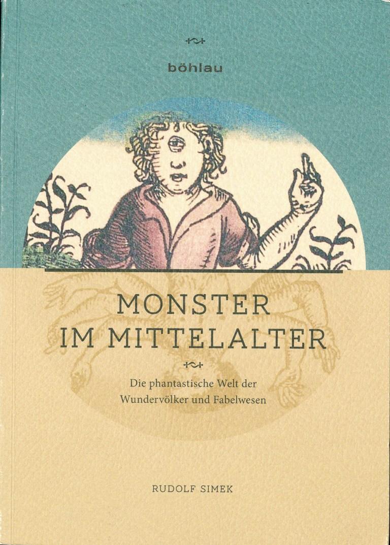 Monster im Mittelalter - Titelcover