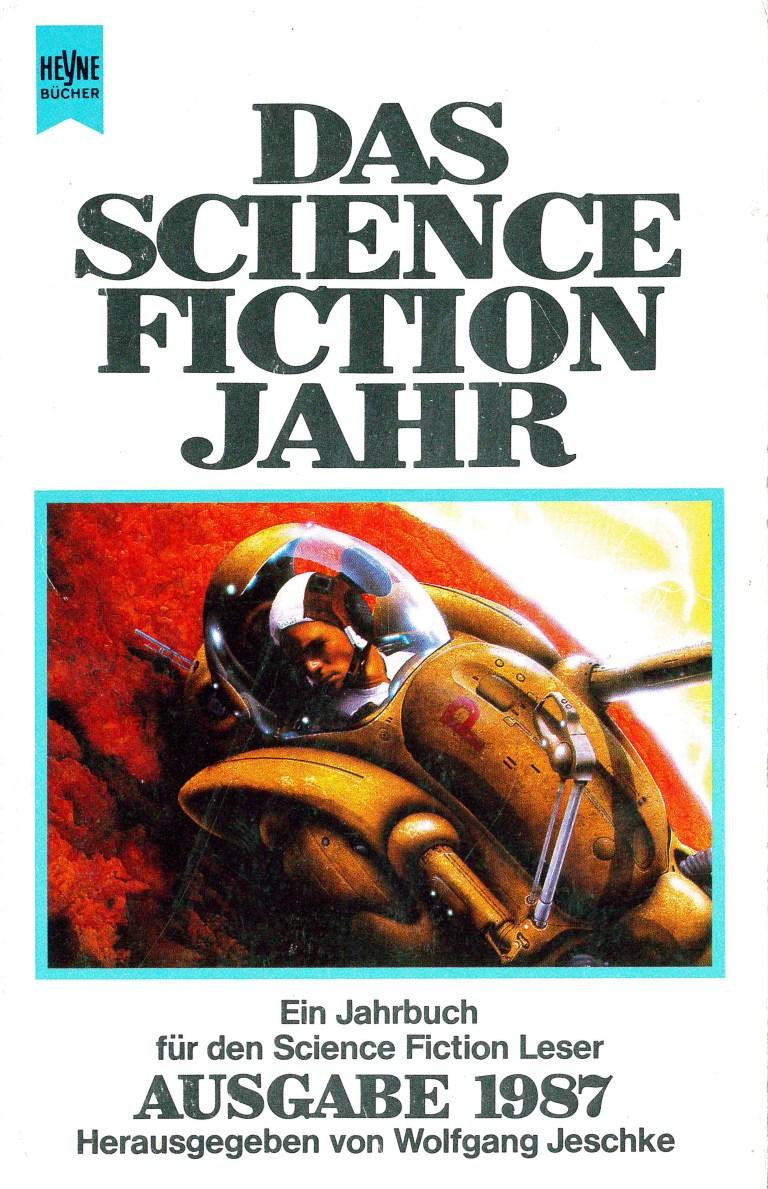 Science Fiction Jahr 1987 - Titelcover