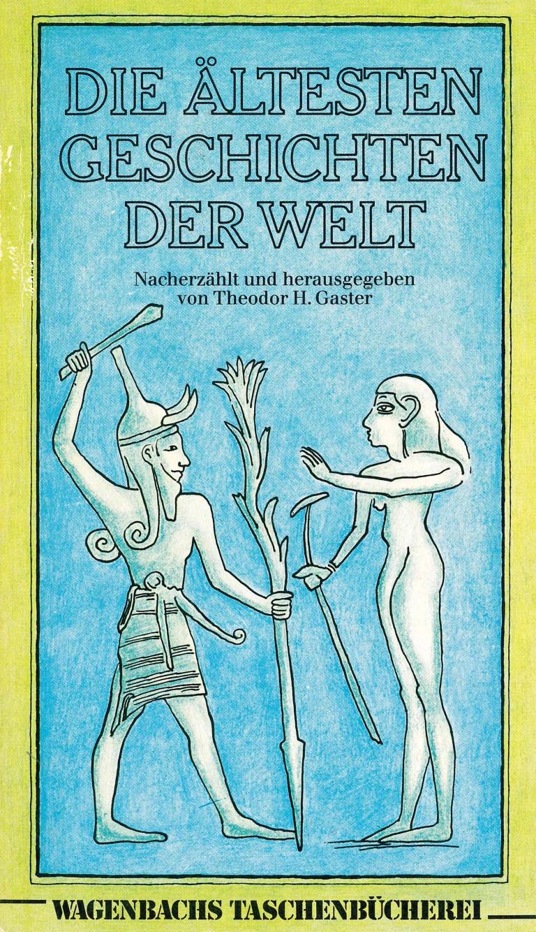 Die ältesten Geschichten der Welt - Titelcover