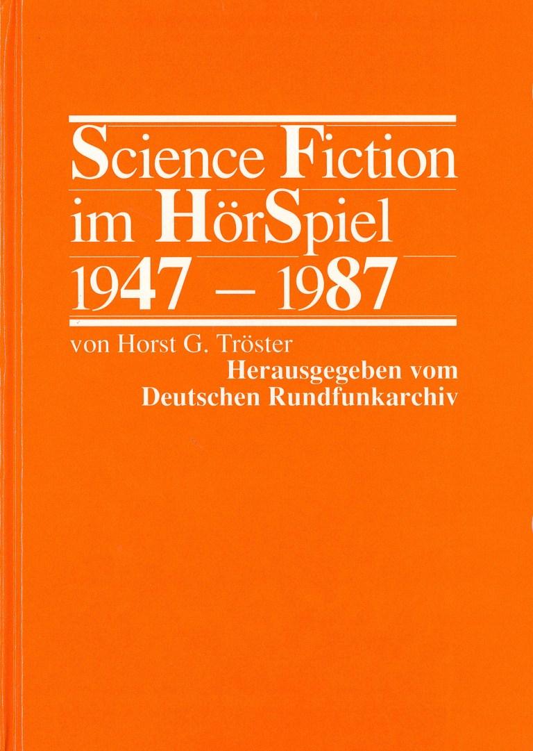 SF im HörSpiel 1947-1987 - Titelcover