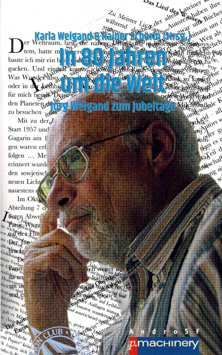 In 80 Jahren um die Welt - Titelcover