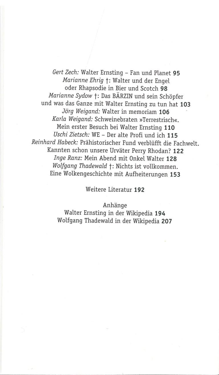 Unser Walter - Inhalt Seite 2