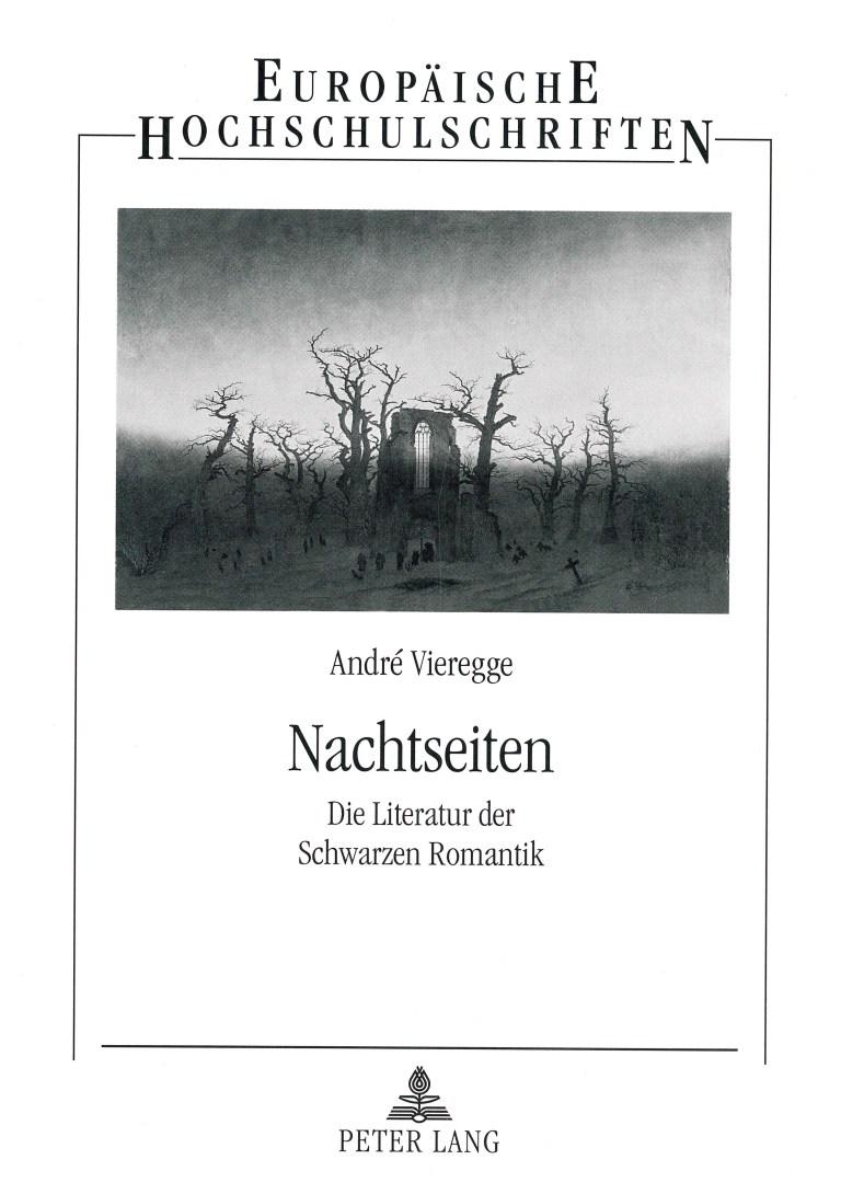Nachtseiten - Titelcover