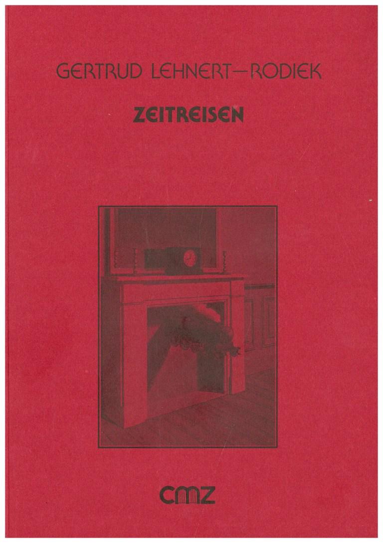 Zeitreisen - Titelcover