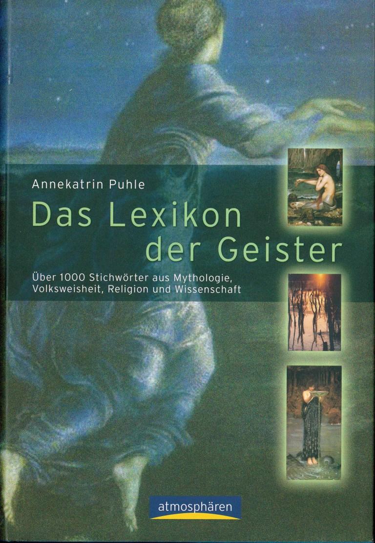 Das Lexikon der Geister - Titelcover