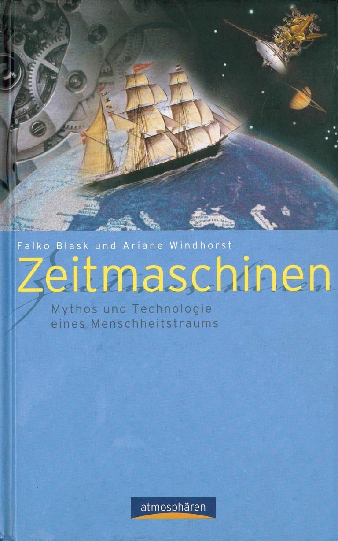 Zeitmaschinen -Titelcover