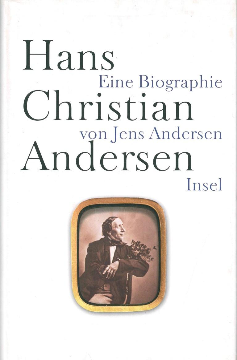 Hans Christian Andersen - Titelcover