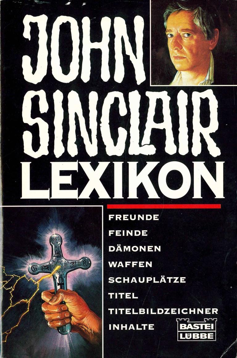 John Sinclair Lexikon - Titelcover