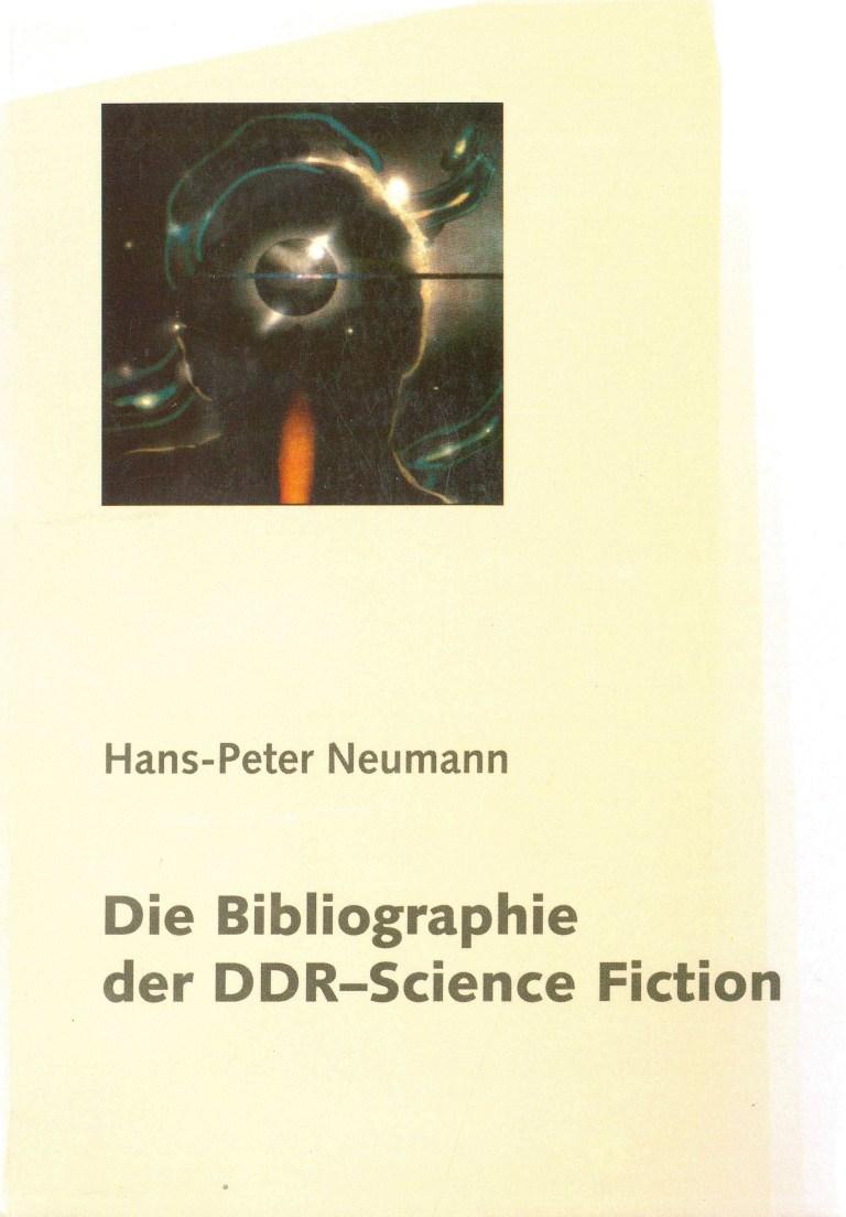 Die Bibliographie der DDR-Science Fiction - Titelcover
