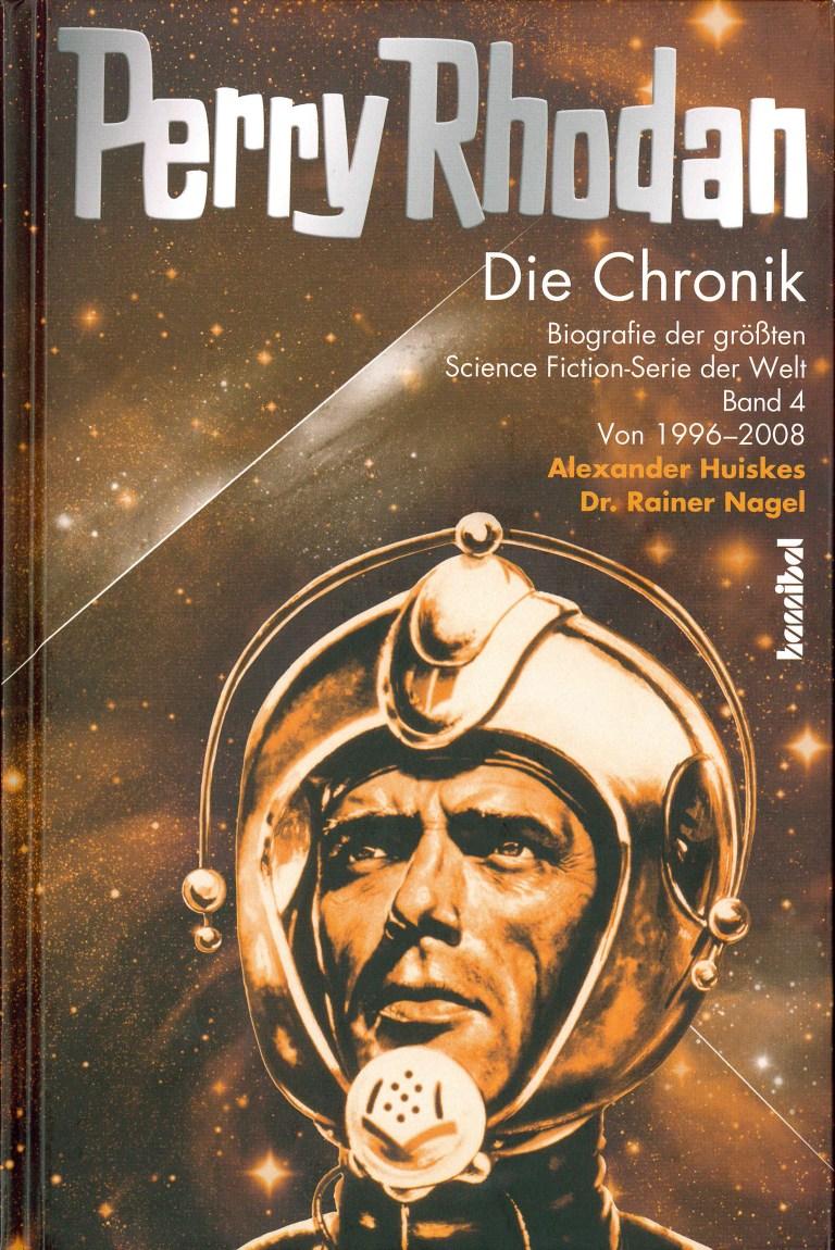 Perra Rhodan, Die Chronik, Band 4 - Titelcover