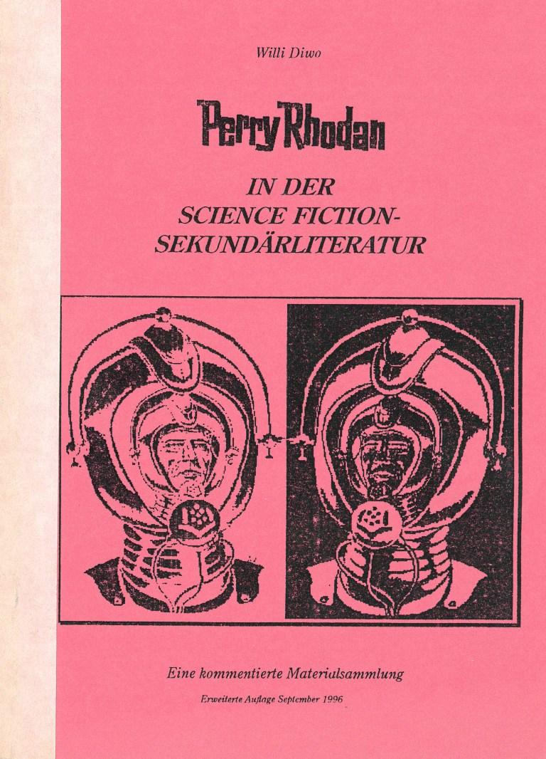 PR in der SF-Sekundärliteratur - Titelcover