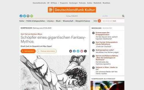 deutschlandfunkkultur.de - 2021-05-21