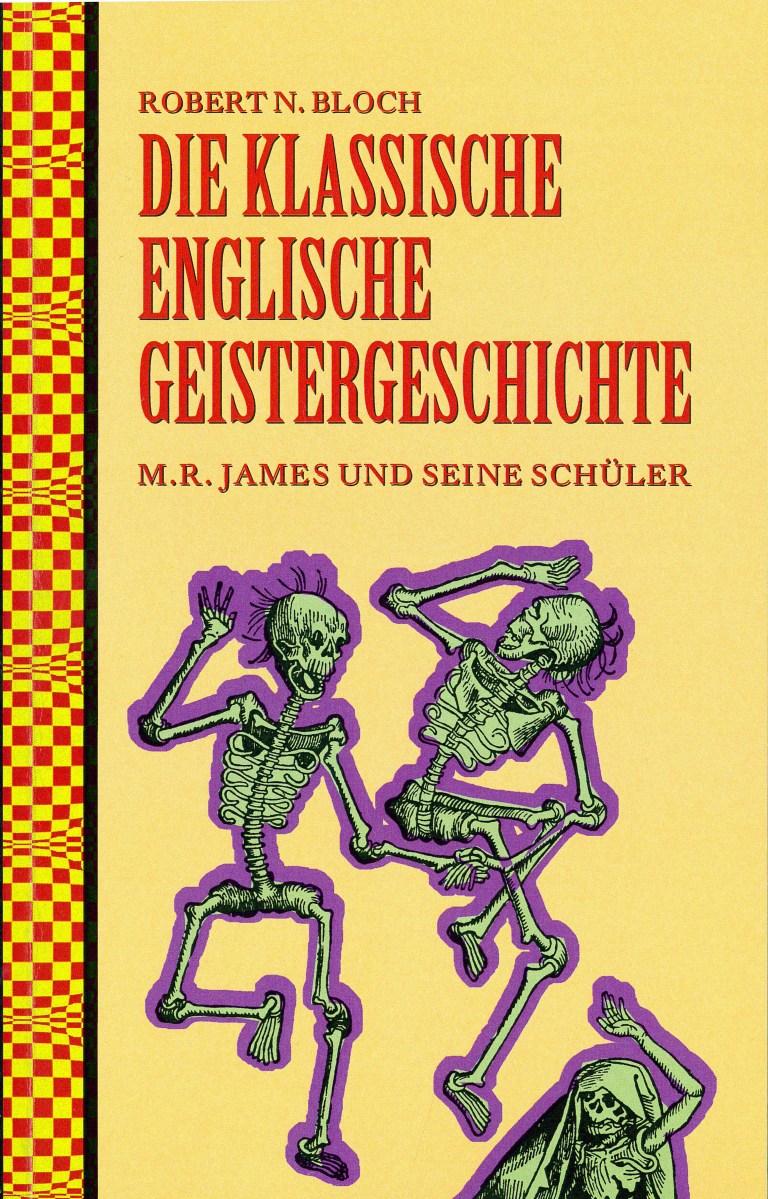 Die klassische englische Geistergeschichte - Titelcover