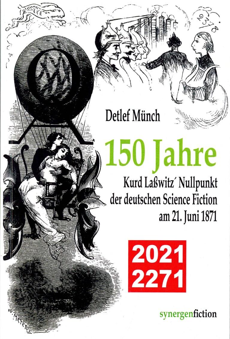 150 Jahre Kurd Laßwitz … - Titelcover