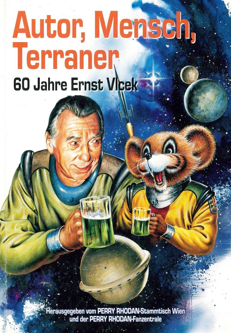 Autor, Mensch, Terraner - Titelcover