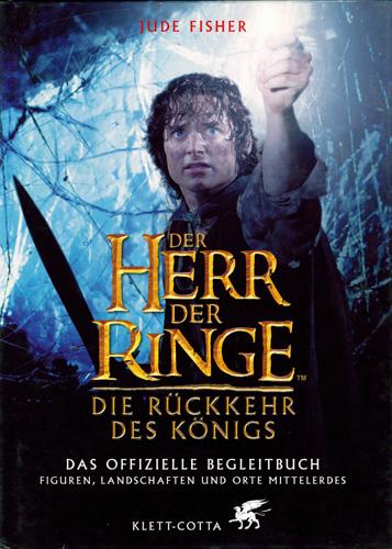 HDR-Das offizielle Begleitbuch-Die Rückkehr des Königs - Titelcover