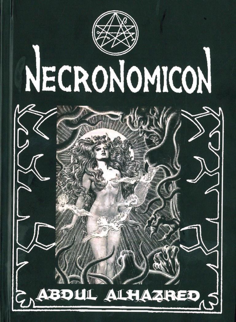Necronomicon -Titelcover