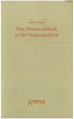 Das Abenteuerbuch in der Vergangnheit - Titelcover