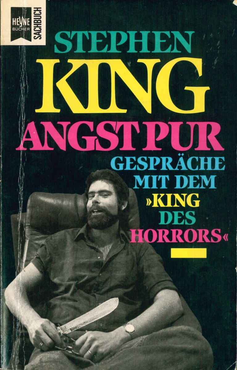 Angst pur - Titelcover