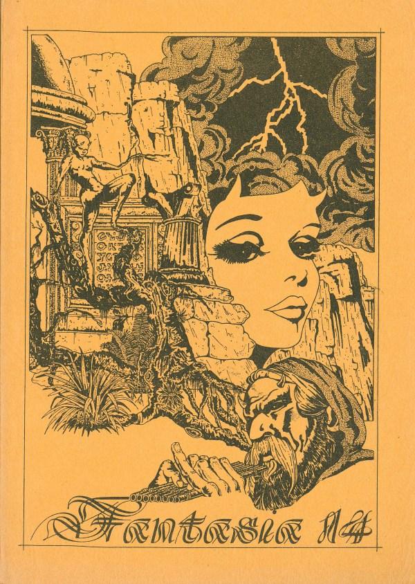 Fantasia, Nr. 14 - Titelcover