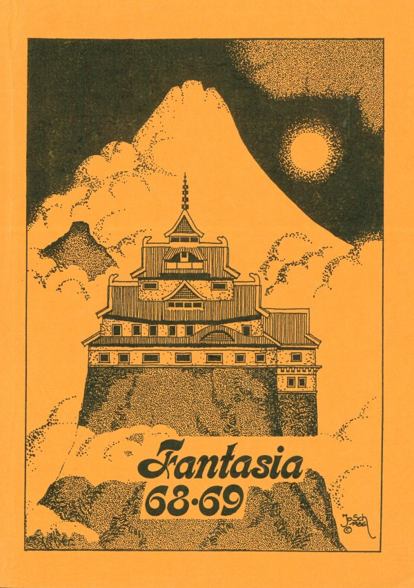 Fantasia, Nr. 68-69 - Titelcover