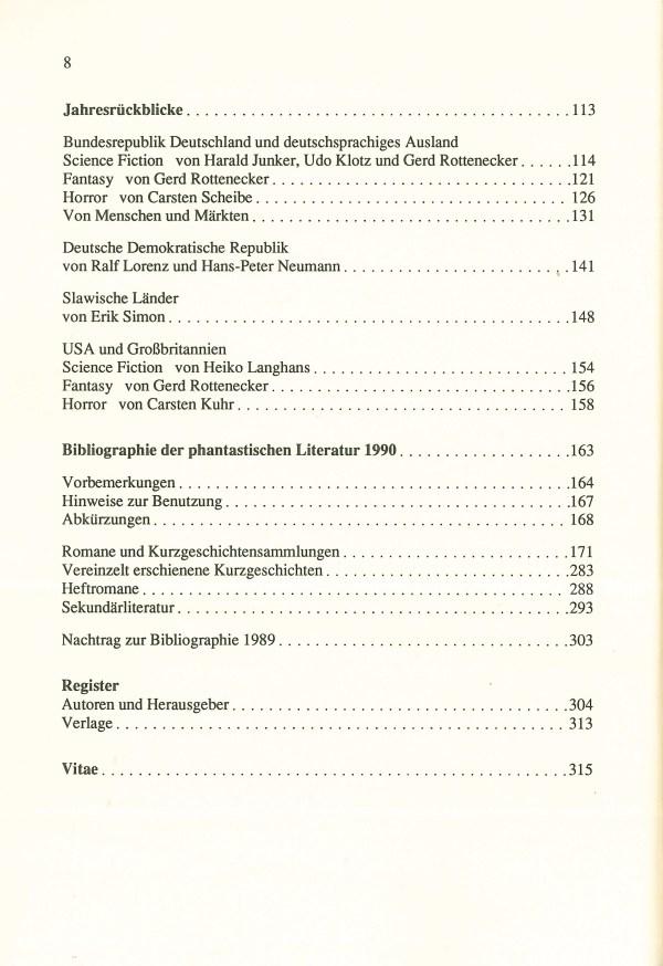 Golen 2, 1990 - Inhalt Seite 2