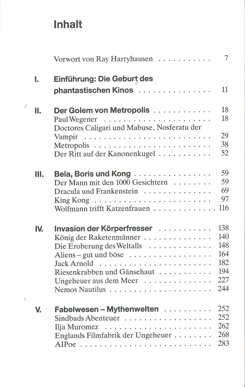 Sagenhafte Welten - Inhalt Seite 1lt