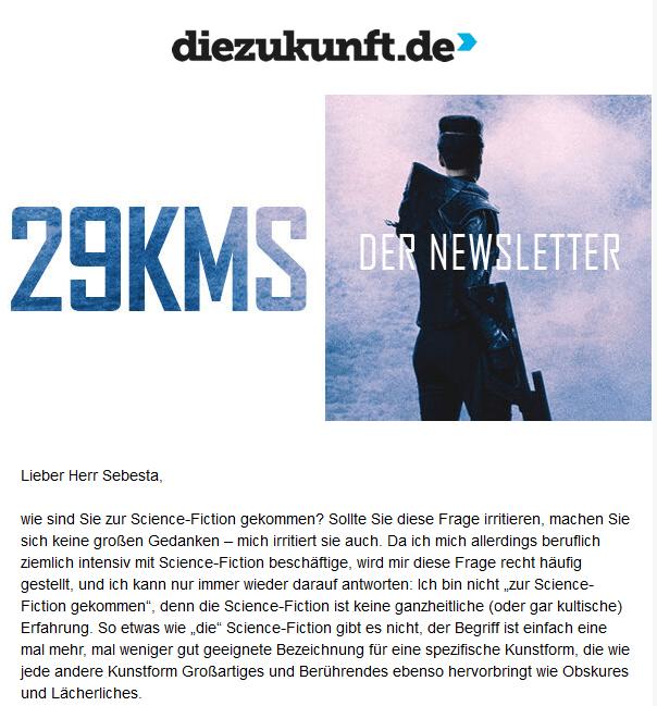 29KMS-Der Newsletter - 2021-09-03