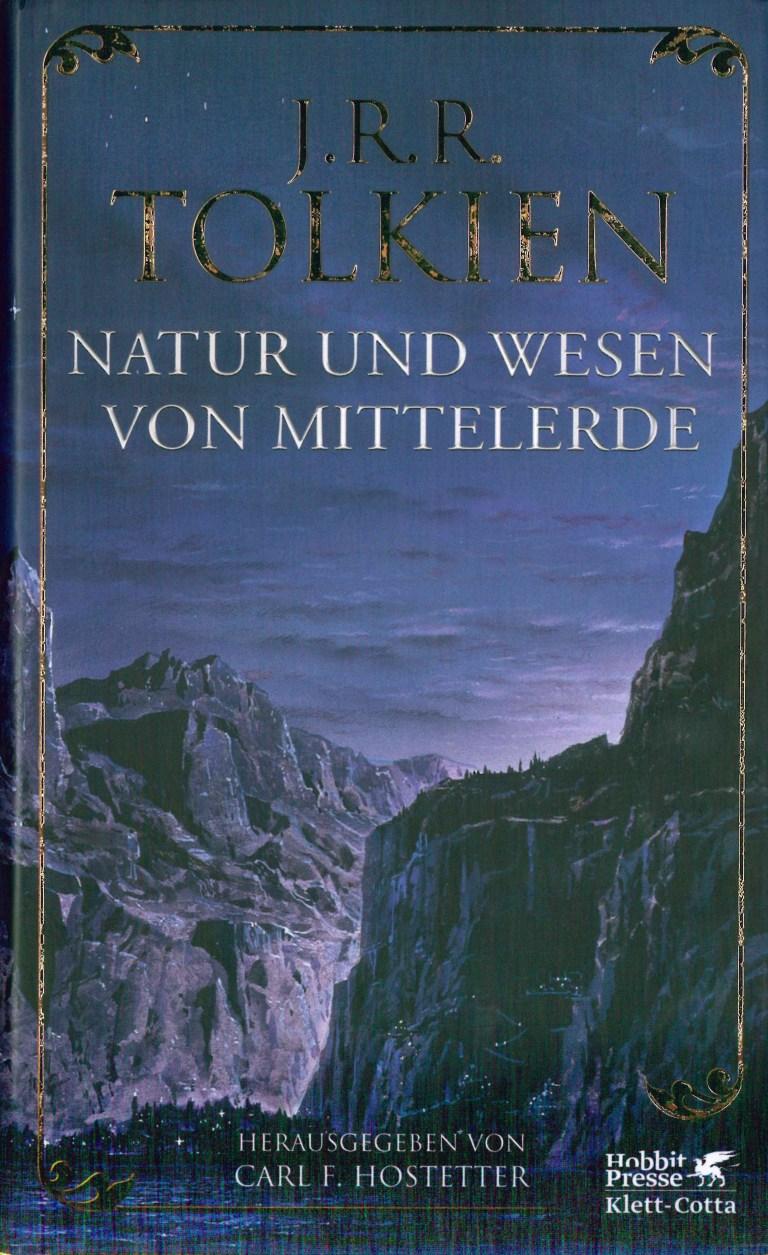 Natur und Wesen von Mittelerde - Titelcover