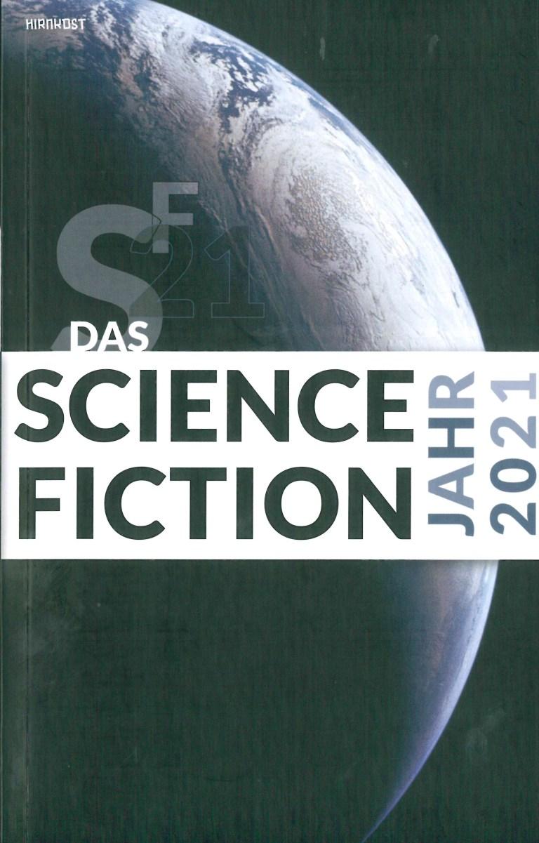 Das Science Fiction Jahr 2021 - Titelcover