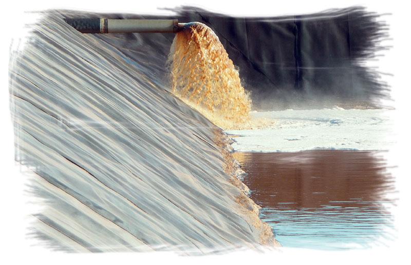 Lagoa de Biogás