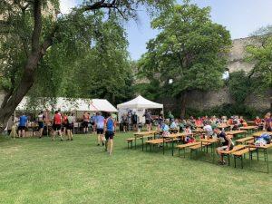 IVV 2019 - wunderbare Labe in der Ruine Falkenstein