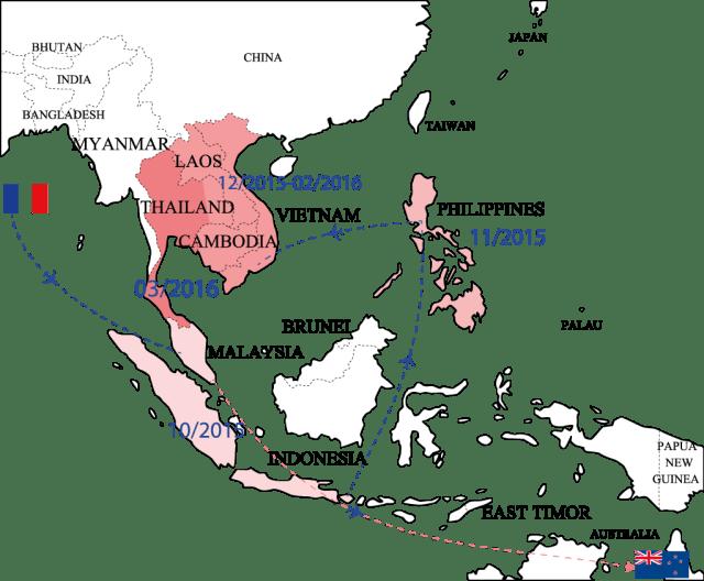 southeastAsia-journey